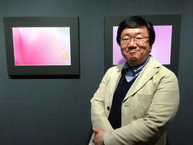 画像: 作者の山田さん。カメラマン誌とは長~いお付き合いです。