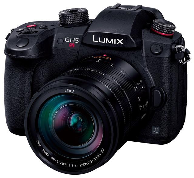 画像: LUMIX GH5S
