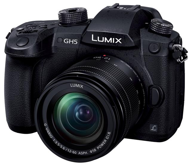 画像: LUMIX GH5