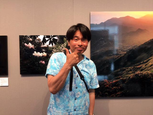 画像1: 秦 達夫写真展『Rainy Days 屋久島』は、富士フイルムフォトサロンにて本日25日より始まりました。