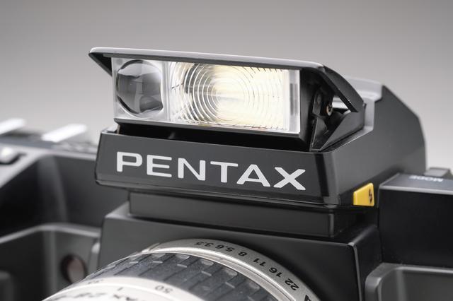 画像2: ペンタックスSFXの各部はこちらから。