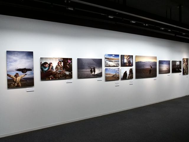 画像1: 展示作品の様子