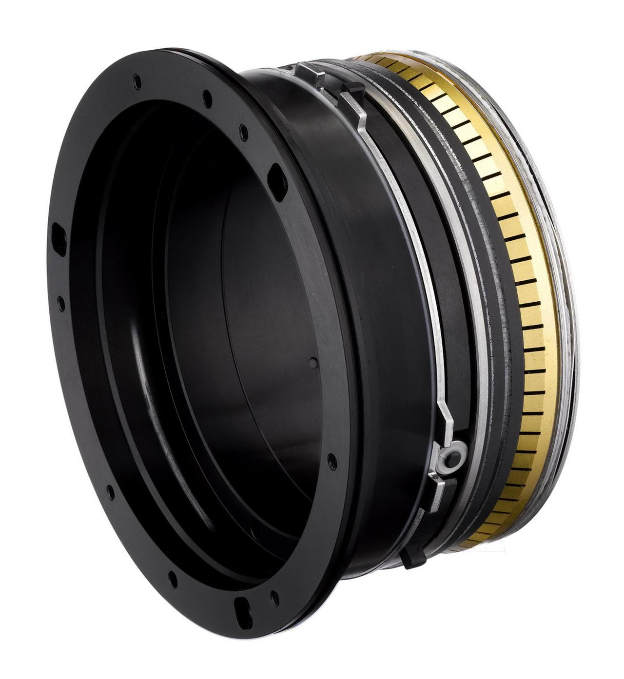 画像: 新開発のリング型SDM超音波モーター