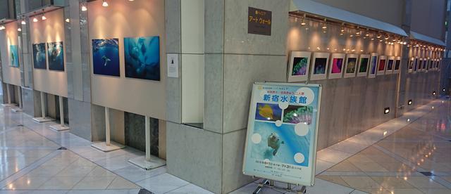 画像: 歌舞伎町をズンズン新大久保方面に進んで行った先にあるハイジア1Fのオープンスペース。冷房も効いているし、解放感満点! www.hygeia.jp
