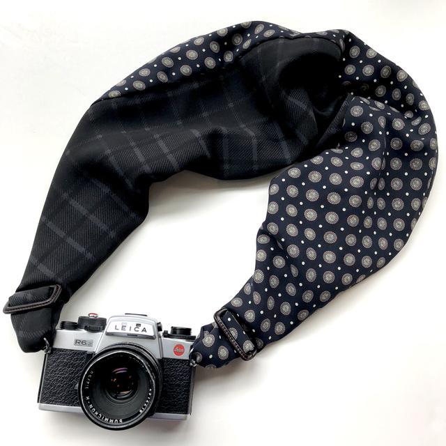 画像1: 重たいカメラを軽くする、サクラカメラスリングに男性ユーザーをターゲットとした「サクラスリングHOMME(オム)」が新発売!