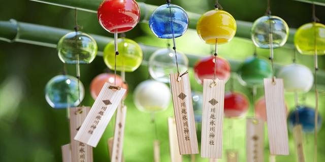 画像: 縁むすび風鈴ー川越氷川神社【特設サイト】