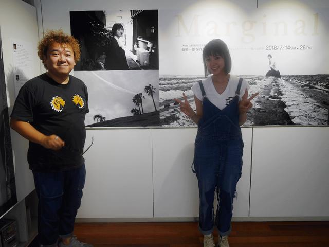 画像: ▲藤里一郎さん(左)とモデルの景子さん。 blog.livedoor.jp