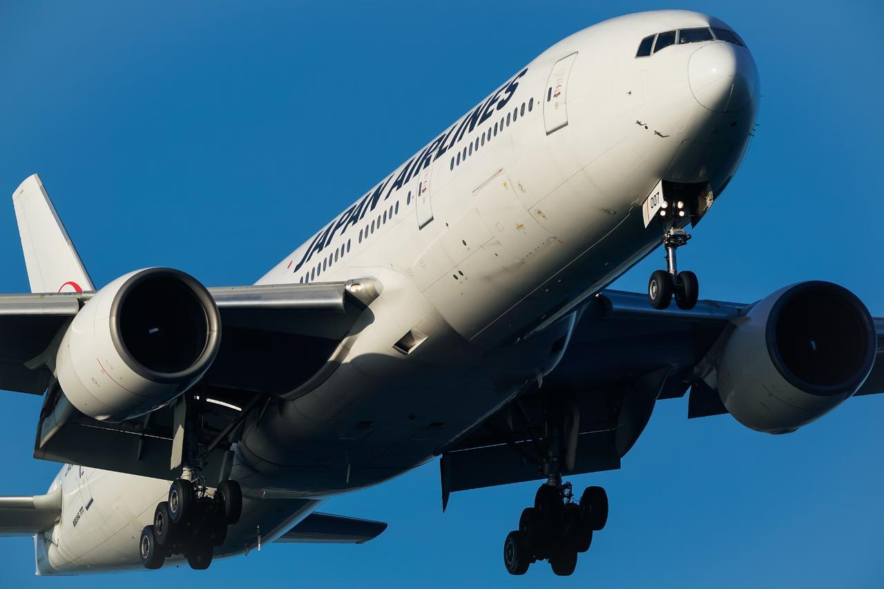画像: パイロットまでクッキリ!