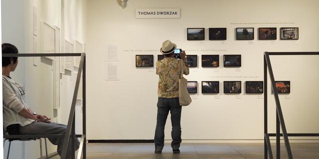 画像: 選ばれた写真家16人による展示作品は約180点。見応えのある写真展だ。 home-magnum.com