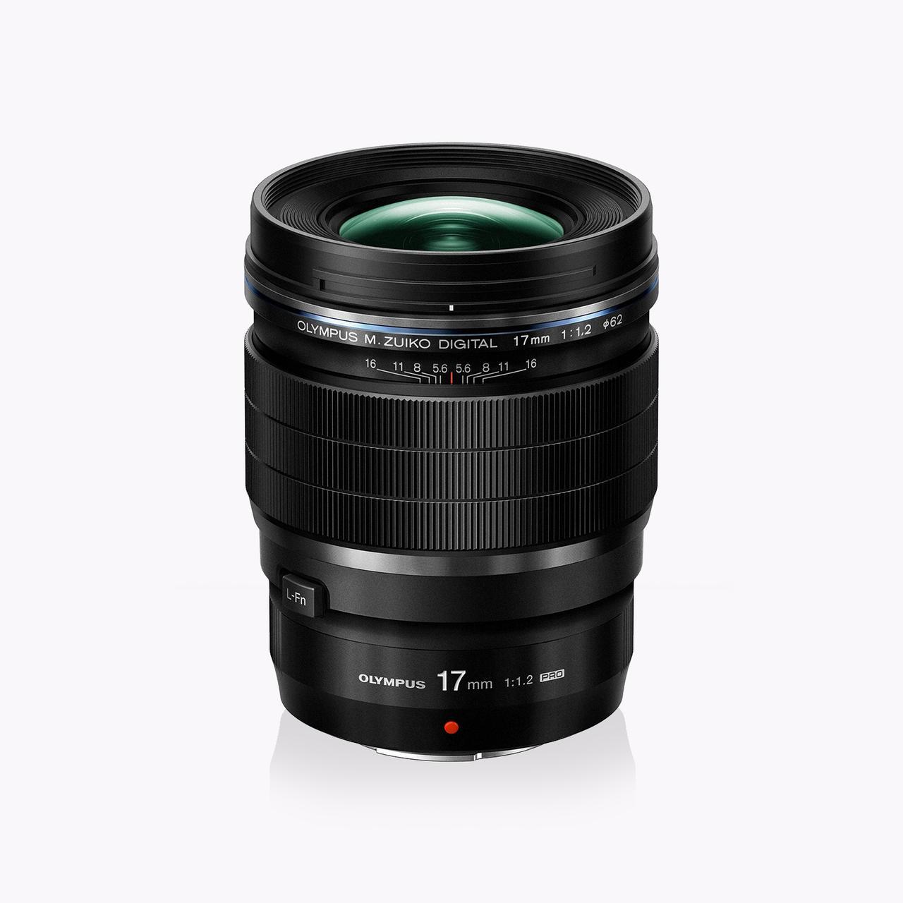 画像: 交換レンズ M.ZUIKO DIGITAL ED 17mm F1.2 PRO | M.ZUIKO PRO | オリンパス