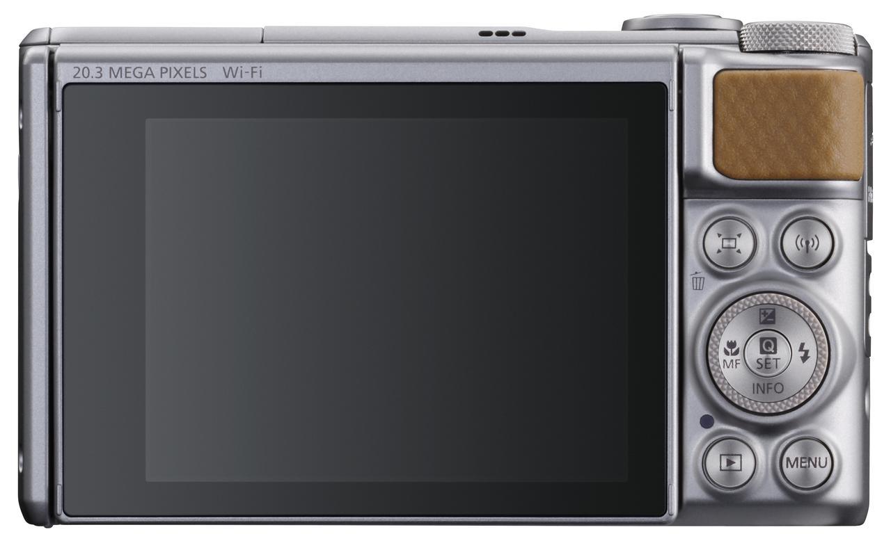 画像3: 最新映像エンジンDIGIC8搭載の 光学40倍ズームコンデジ