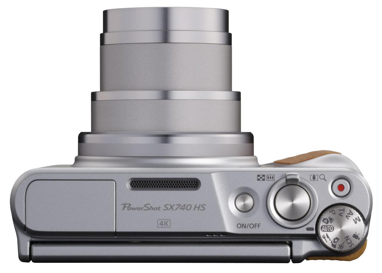 画像2: 最新映像エンジンDIGIC8搭載の 光学40倍ズームコンデジ