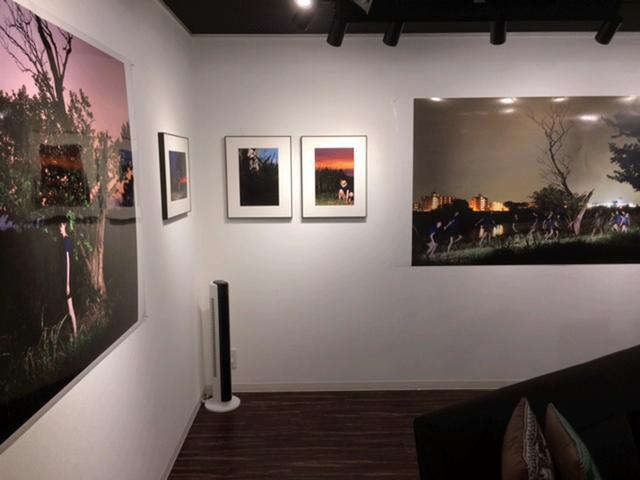 画像1: 田口るり子&新納 翔 写真展『Womania』は、デジタル写真ラボPapyrus特別企画展として、本日21日より始まりました。