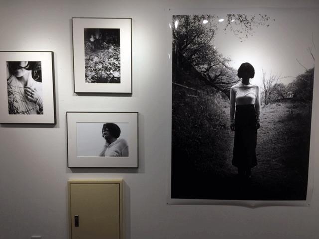 画像2: 田口るり子&新納 翔 写真展『Womania』は、デジタル写真ラボPapyrus特別企画展として、本日21日より始まりました。