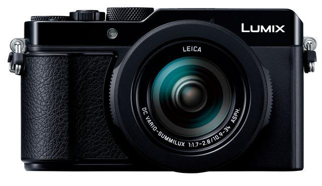 画像: ディメンションはLX100とほぼ変わらず。厚みが10mm弱増したくらい。