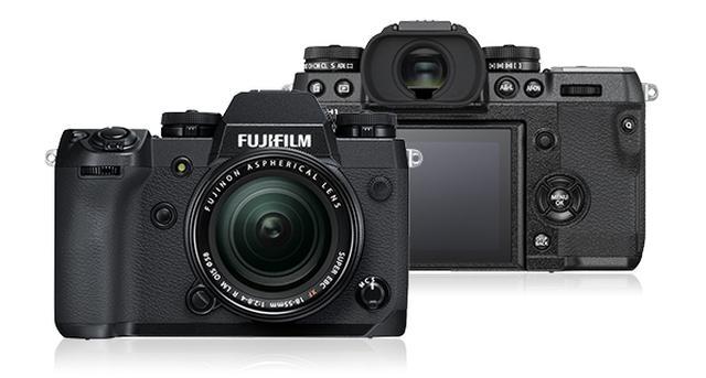 画像: FUJIFILM X-H1 | 富士フイルム