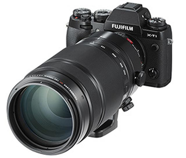 画像: フジノンレンズ XF100-400mmF4.5-5.6 R LM OIS WR | 富士フイルム