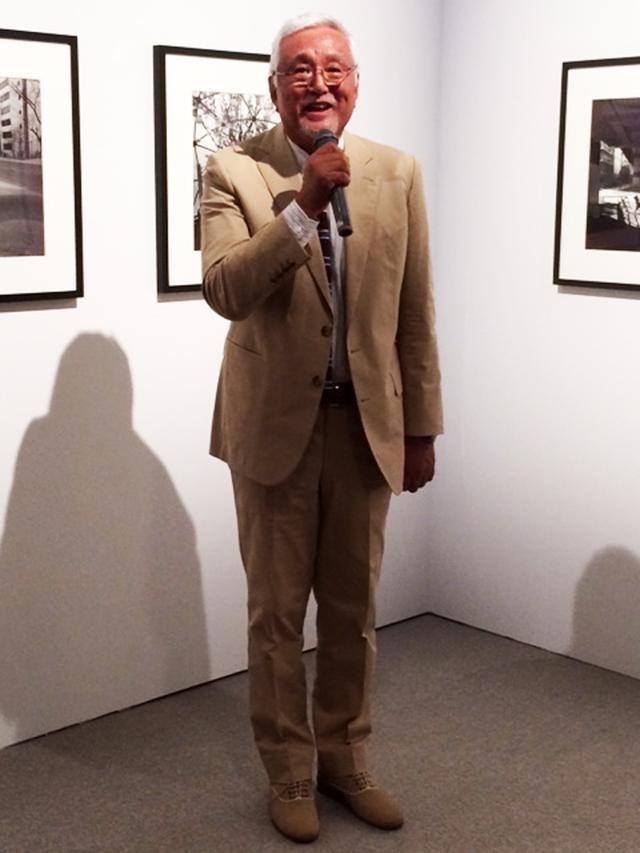 画像: 立木義浩氏。1958年写真家としてデビュー。「カメラ毎日」の『舌出し天使』はあまりにも有名。