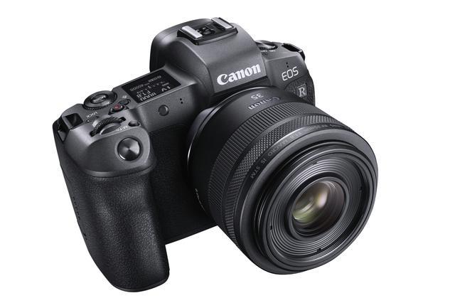 画像1: キヤノン初のフルサイズミラーレスカメラ「EOS R」