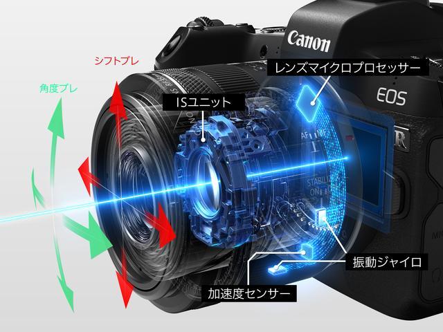 画像5: キヤノンが出した「フルサイズミラーレス機」の回答
