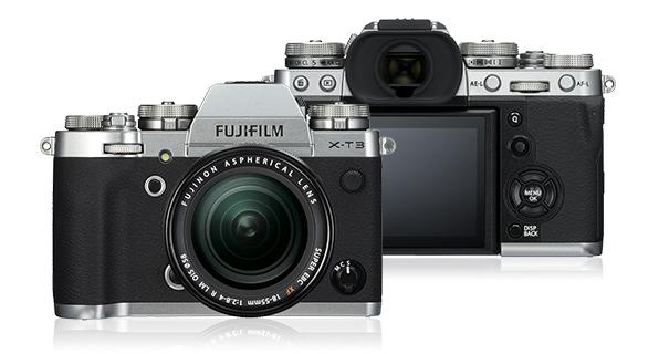 画像: FUJIFILM X-T3 | 富士フイルム