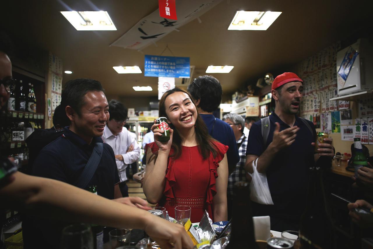 画像1: 博多に来たら「カクウチ」で飲まな!