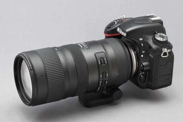 画像: 曽根原昇(ソネちゃん)の「現代の銘玉吟味!」 タムロン SP 70-200mm F/2.8 Di VC USD G2D