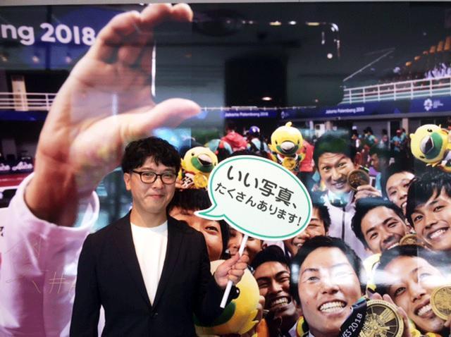画像: 高須さん。彼は水谷章人氏主宰の「水谷塾」出身です。