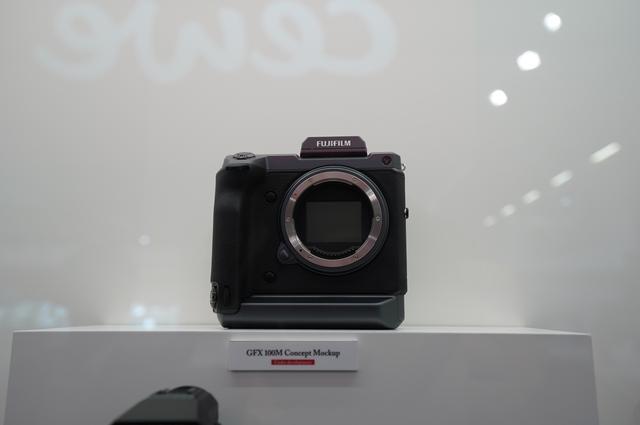 画像2: ついに1億万画素超のデジカメ「GFX 100 MEGAPIXELS」が開発発表!