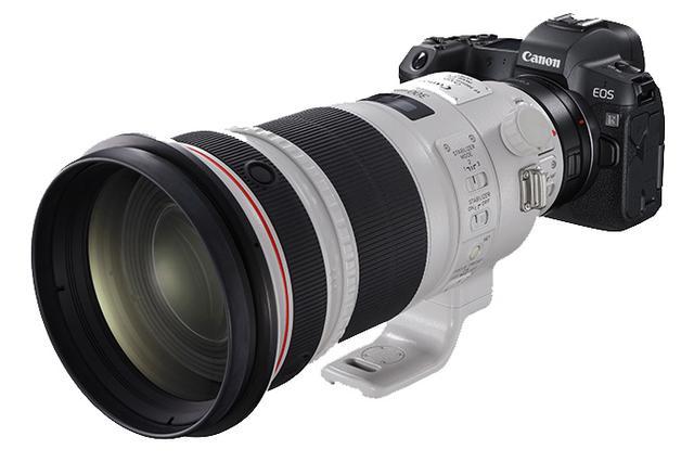 画像: EOS Rは 豊富なEFレンズも使えるので、レンズ資産を有効活用できる。 cweb.canon.jp