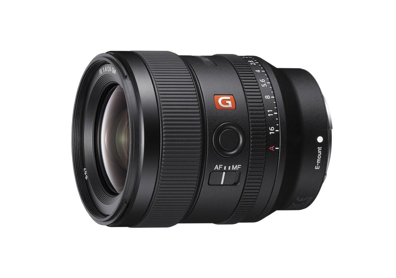 画像: 今回のテスト撮影で使用した、ソニーFE 24mmF1.4 GM主要諸元