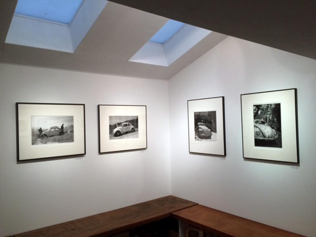 画像2: 松田敏美写真展『Time goes by』。港区西麻布の閑静な住宅街の中にあるギャラリーで開催中です。