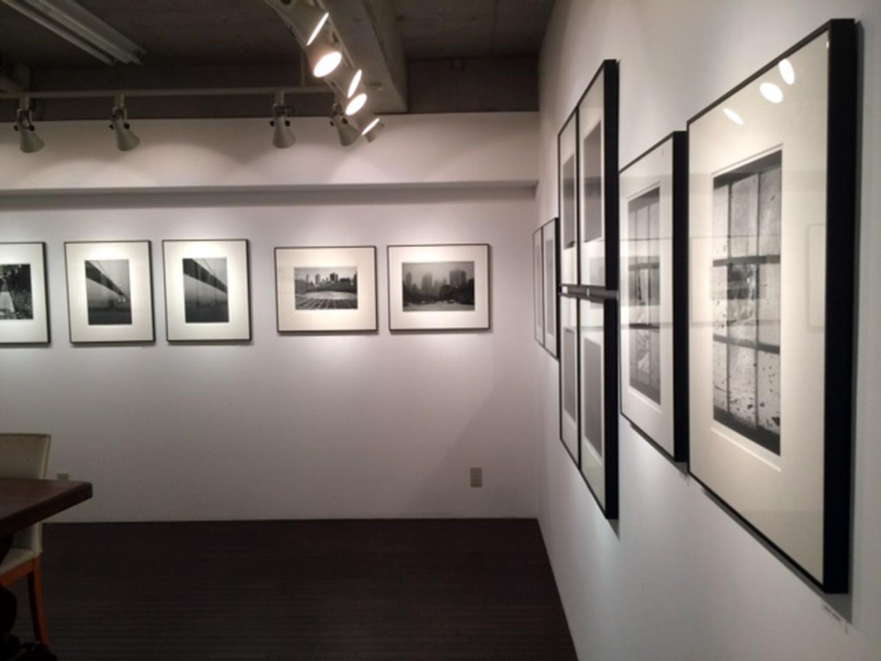 画像1: 松田敏美写真展『Time goes by』。港区西麻布の閑静な住宅街の中にあるギャラリーで開催中です。