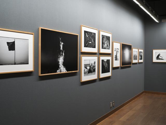 画像: 大門美奈写真展 『浜』は10月24日まで キヤノンギャラリー銀座で開催中