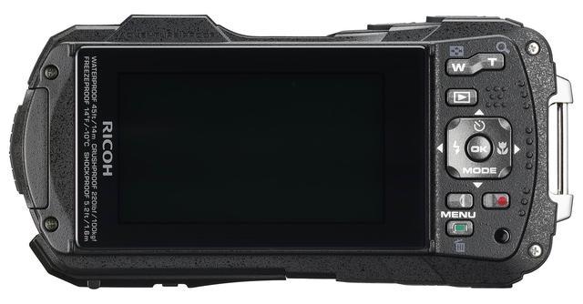 画像: WG-60背面