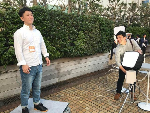 画像6: 「ガチ撮影エリア」のテントが目印!