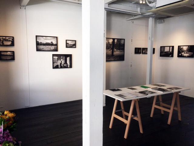 画像1: 舞山秀一写真展『A MOMENT』。代官山の閑静な住宅街の一画に、世界中の有名人気都市が現出しました、モノクロームの世界で。