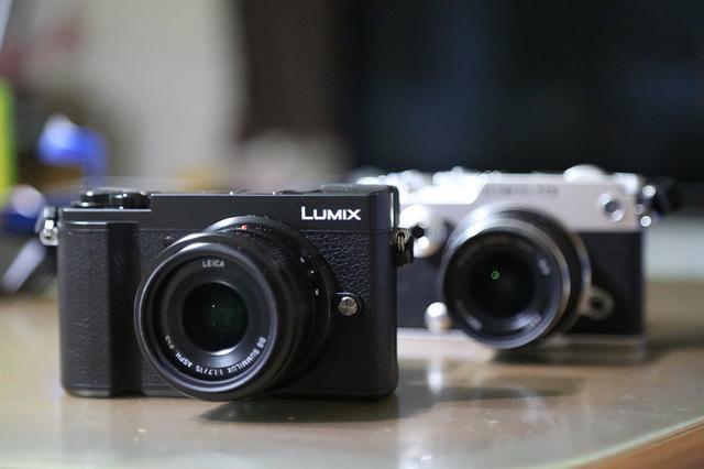画像1: パナソニック LUMIX DC-GX7MK3L-K レンズキット