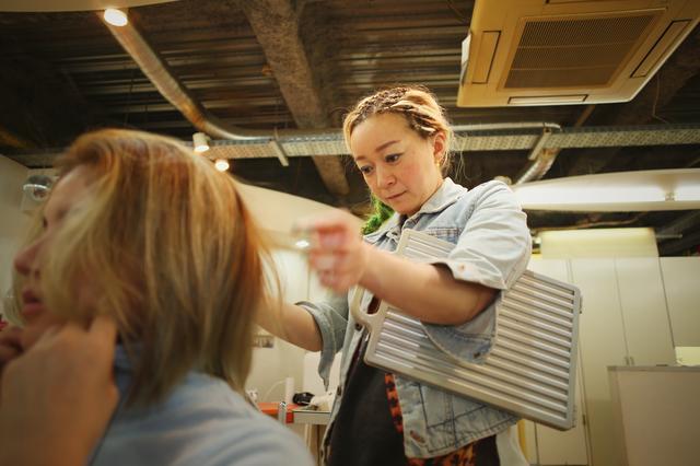 画像1: 博多美人のヒミツはレベルの高い美容師さんにアリ??