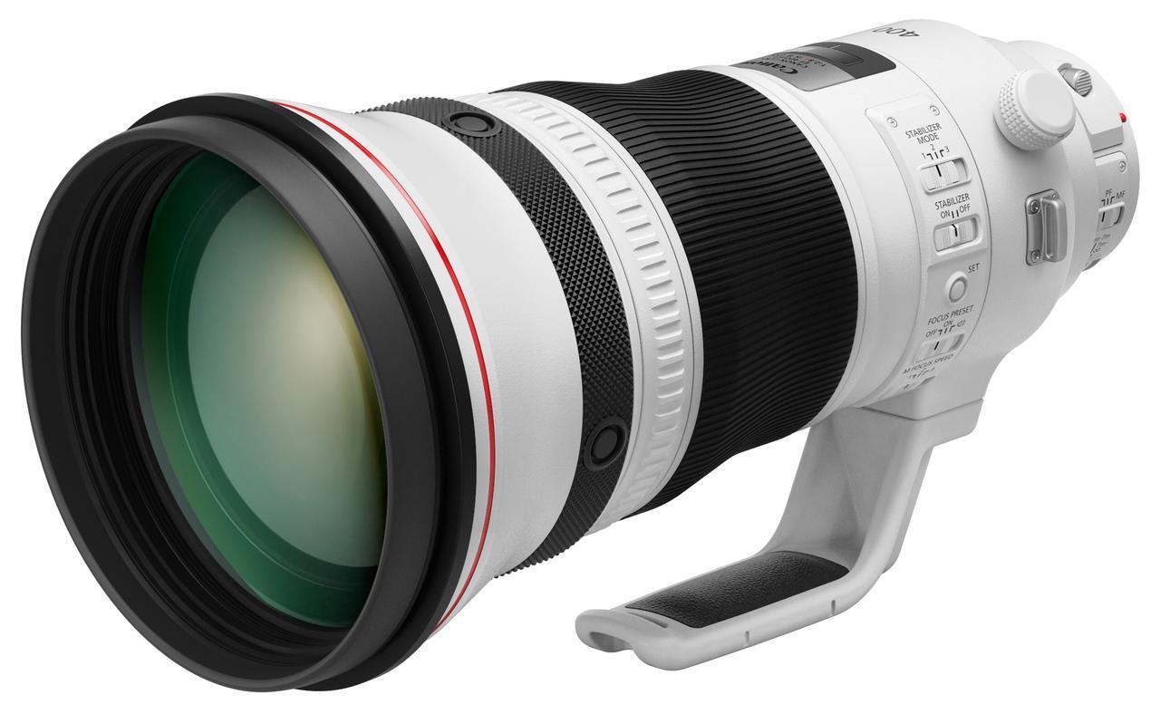 画像: EF400mm F2.8L IS III USM