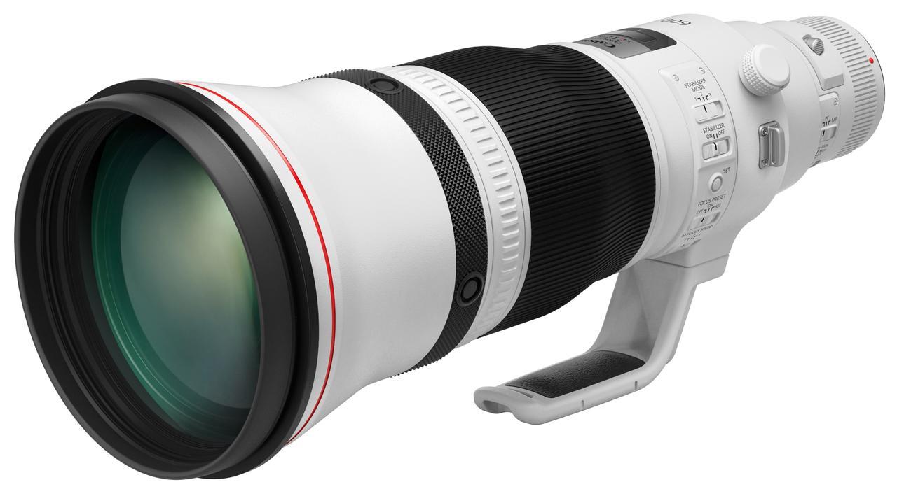 画像: EF600mm F4L IS III USM