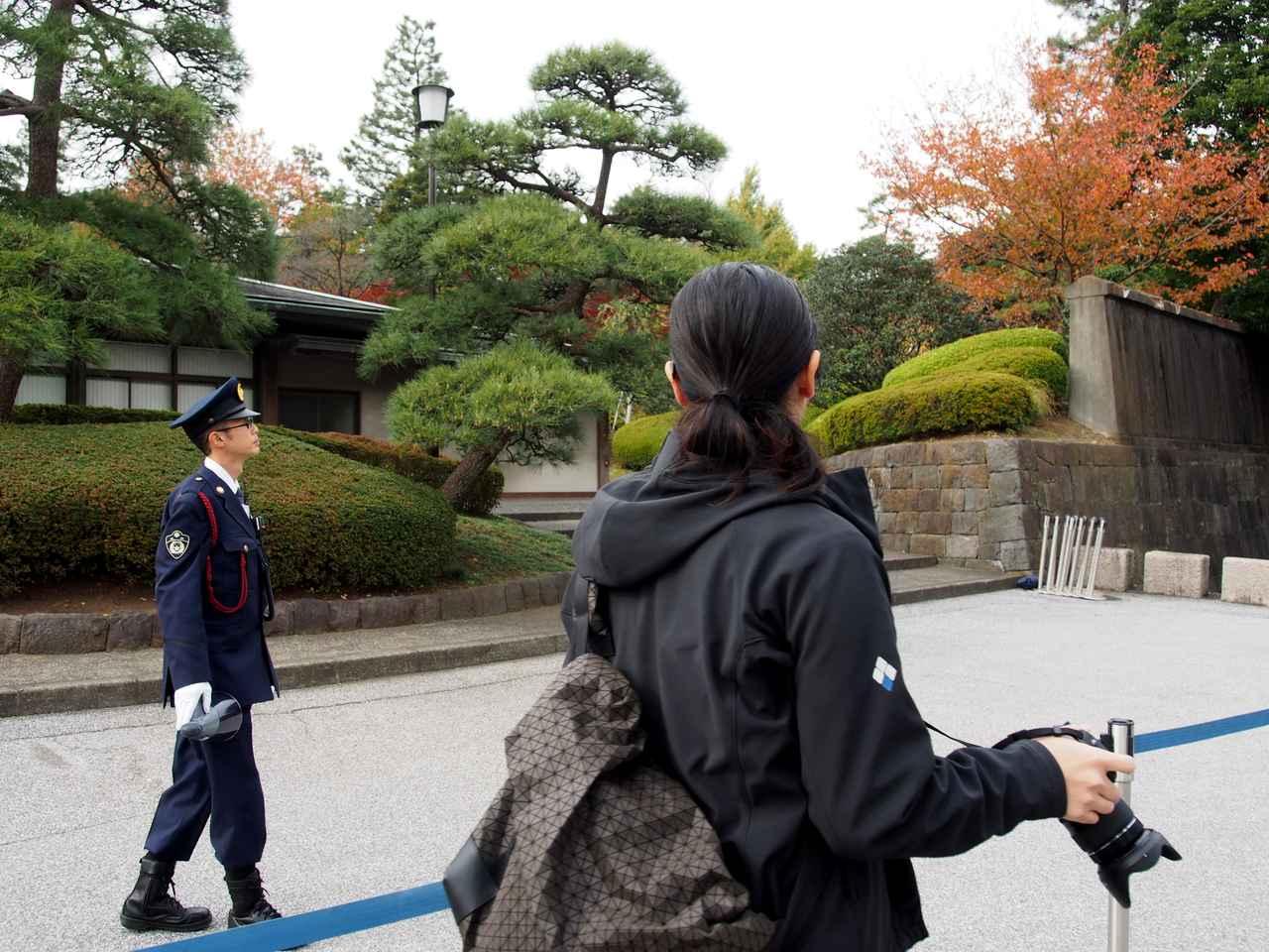 画像2: 宮内庁の職員さんがステキ!