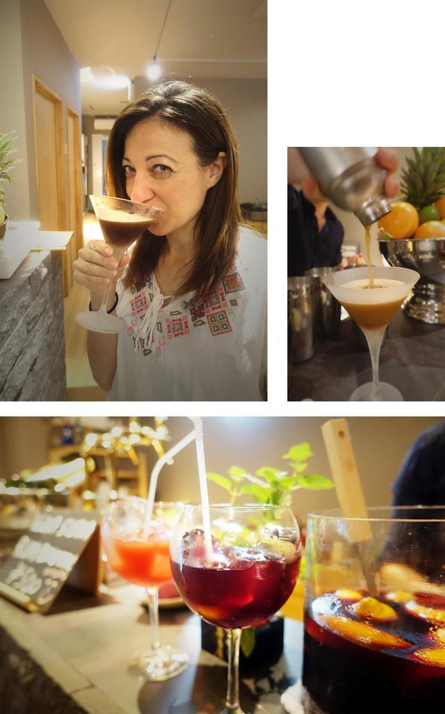 画像1: フレッシュジュースや自家製果実酒を使用したカクテルなども人気!