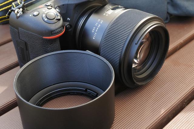 画像: タムロン独自開発のeバンドコーティング SP 85mm F/1.8 Di VC USD