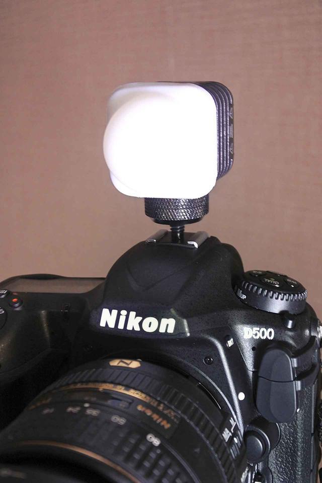 画像3: 白色ディフューザーを使用