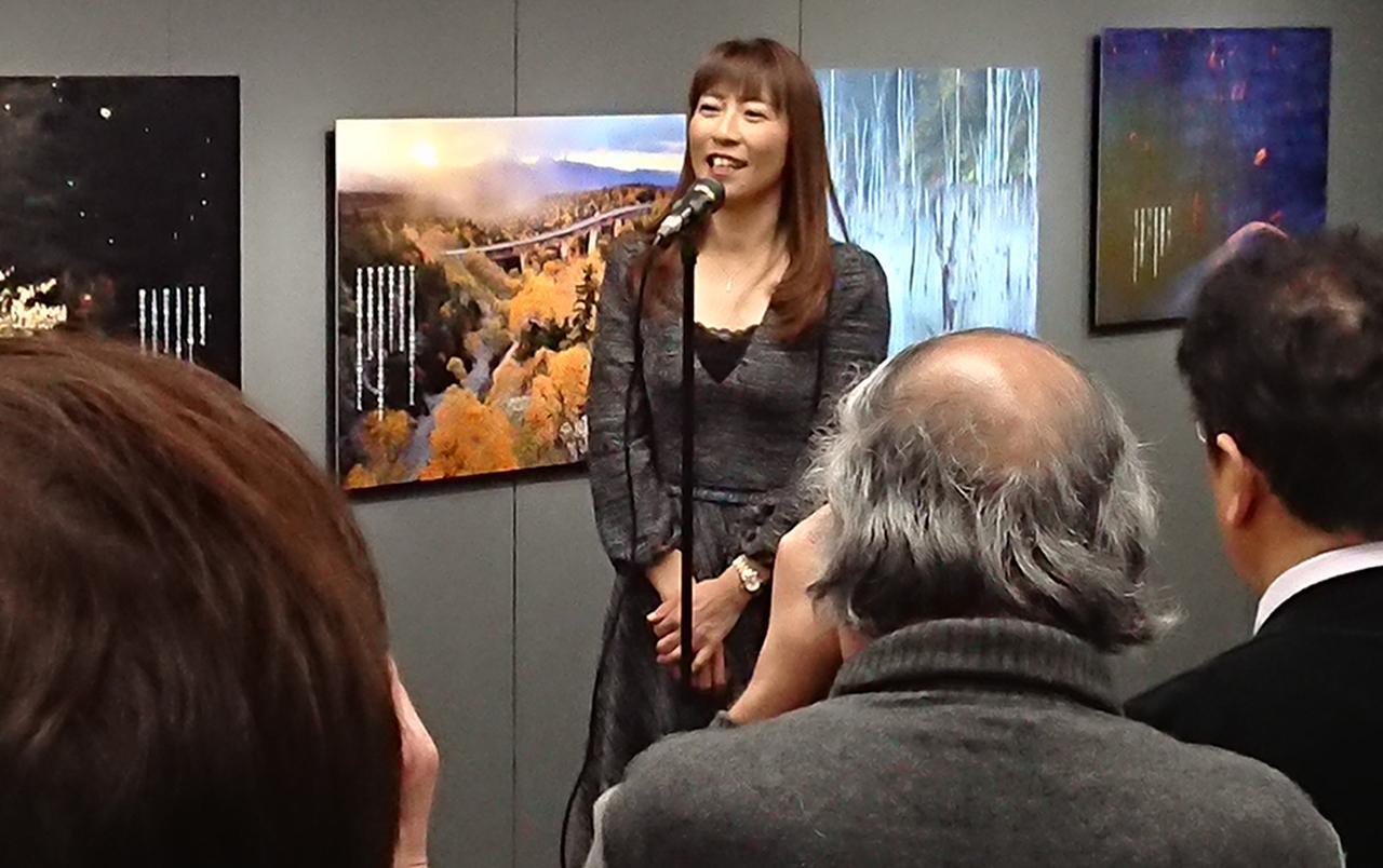画像2: 米 美知子写真展「詩的憧憬」 ●開催中〜2019年1月23日 (水) 於:ポートレートギャラリー