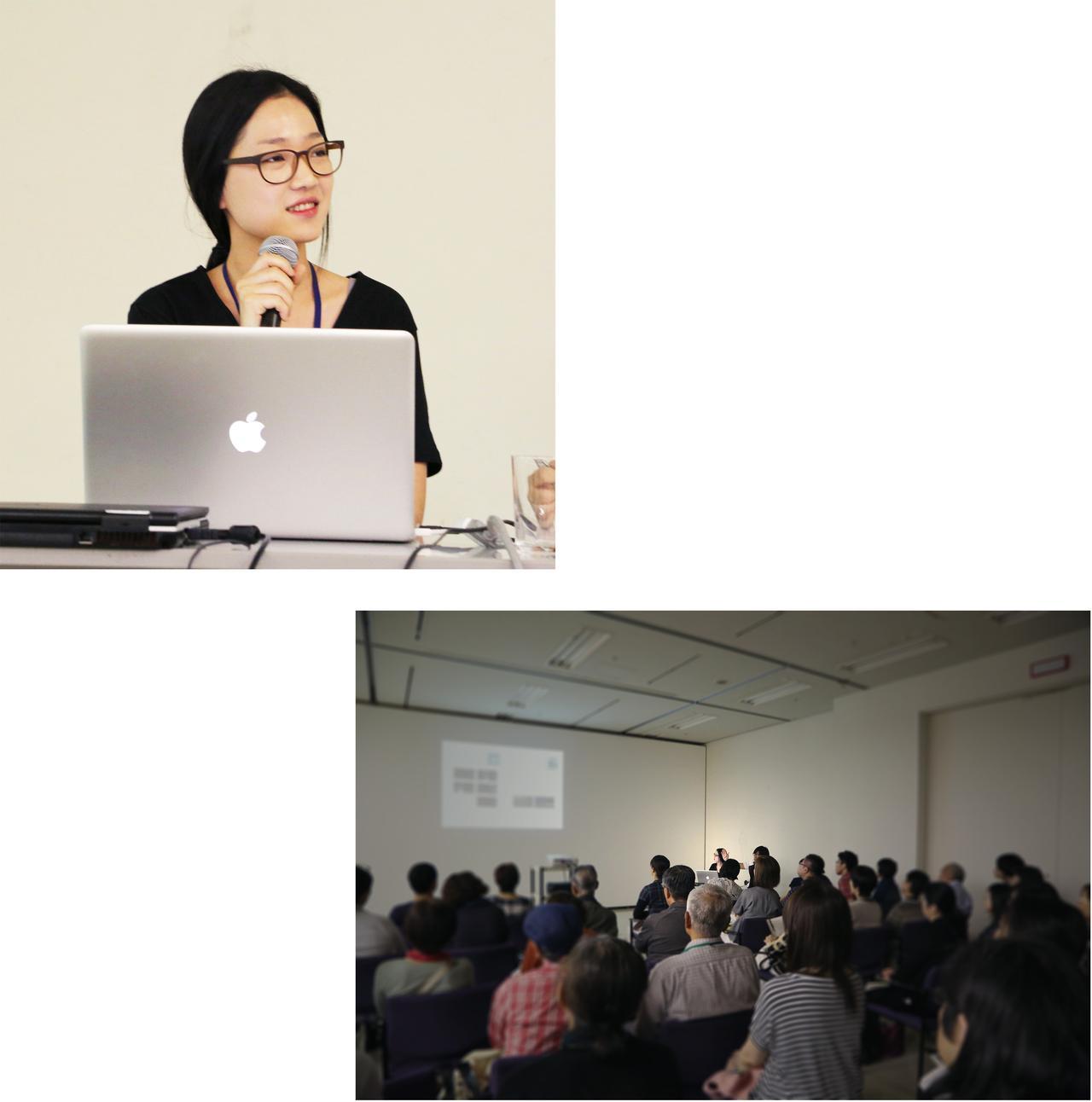 画像: アジアの芸術家との交流も!