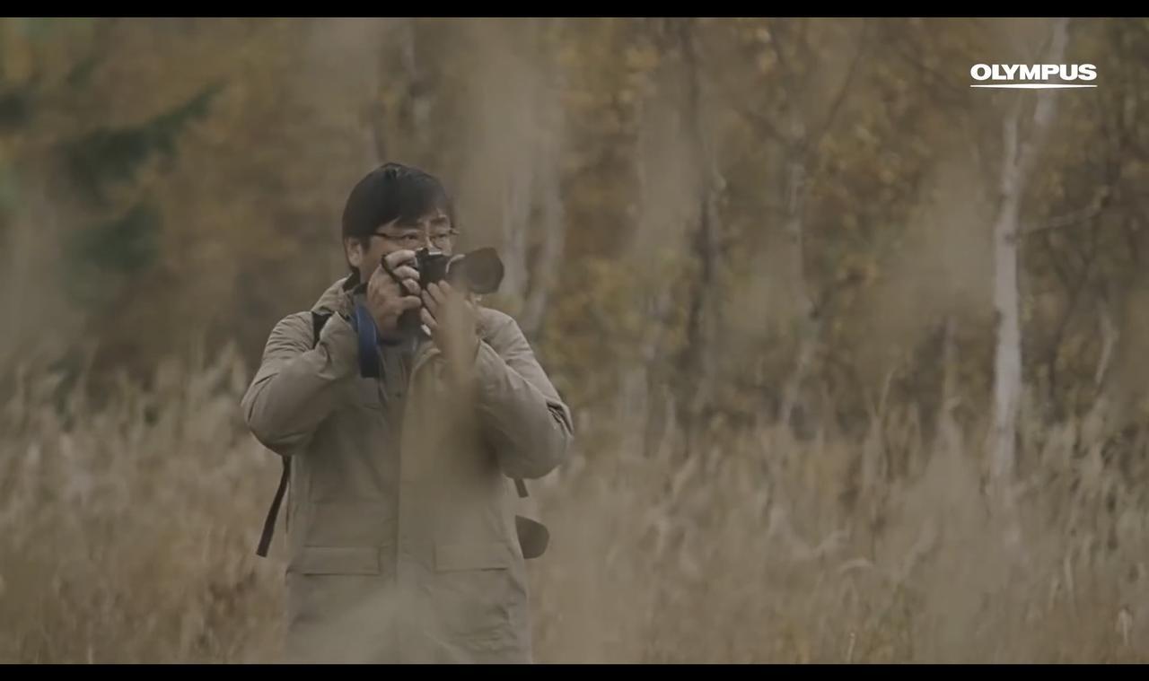 画像: 撮影していたのはなんと、萩原史郎さん!
