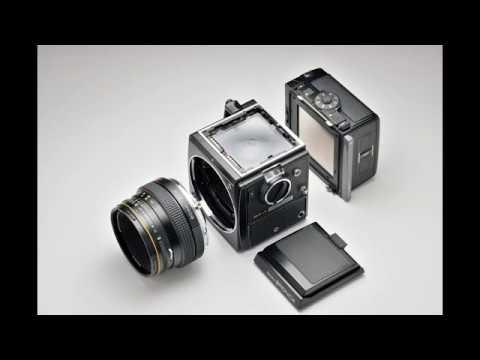 画像: 月刊カメラマン2019年2月号写真機ノスタルジア「ゼンザブロニカSQ-A」 www.youtube.com