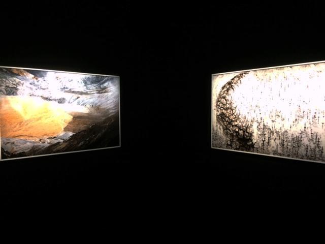 """画像: GOTO AKI写真展『terra』。terraはラテン語で地球・大地の意。ストリート・スナップを主軸としていた作者は、近年、ランドスケープへと視点を変えている。2015年の「LAND×FACE」に続き、本展では日本の風景をモチーフとして""""地球の表情""""を描いている。"""